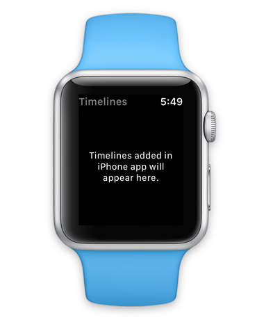 Apple Watch app broken